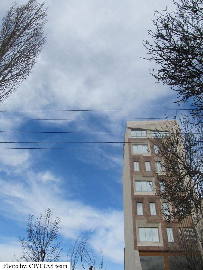 آسمان اردبیل