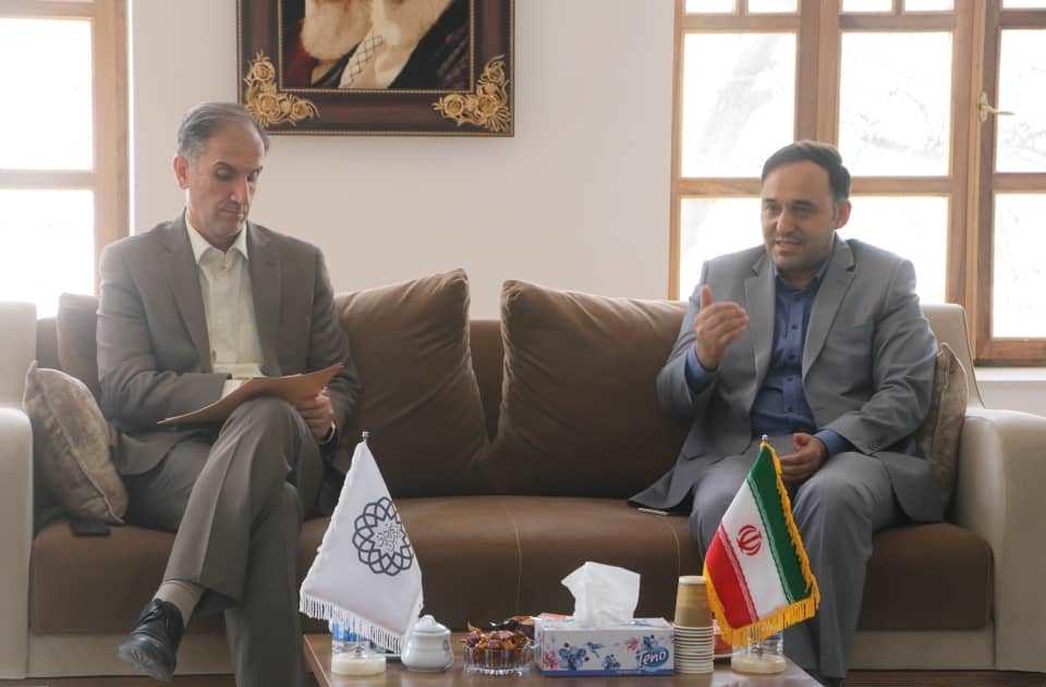 دیدار شهردار اردبیل با فناوران